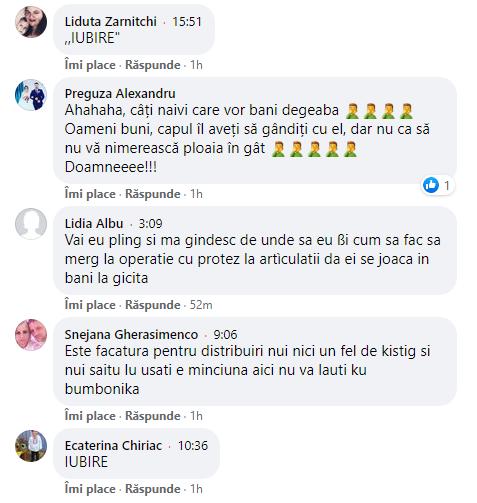 FOTO/VIDEO - Renato Usatîi promite 5000 de euro pentru un comentariu pe Facebook! Fake-ul devenit viral