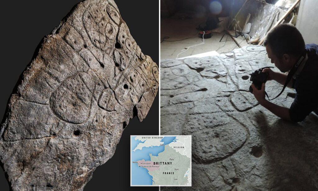 Cum arată cea mai veche hartă din lume. E veche de 4.000 de ani și are elemente 3D