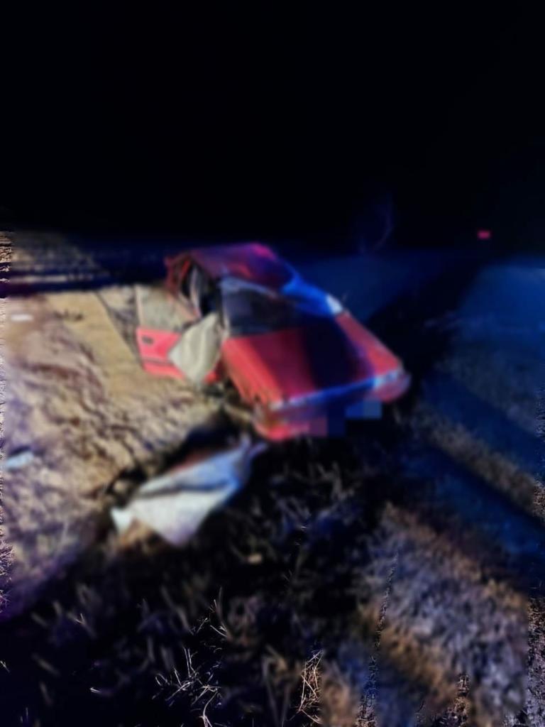 FOTO// Grav accident rutier la Sîngerei. O tânără de 18 ani a decedat pe loc